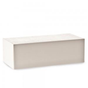 BOX TERMICO BIANCO 37x17xH12 CM 10 PEZZI